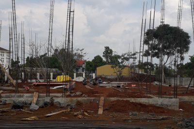 Khởi công công trình trường THPT Đăk Glong giai đoạn 2