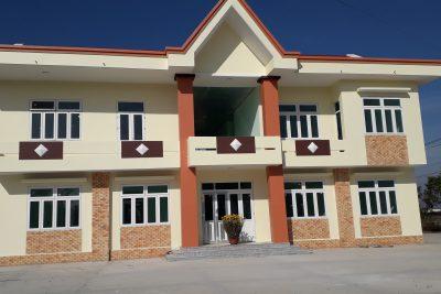 Hoàn thành các hạng mục công trình giai đoạn II trường THPT Đăk Glong
