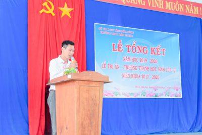 Trường THPT Đăk Glong, huyện Đăk Glong, tỉnh Đăk Nông tổng kết năm học 2019 – 2020