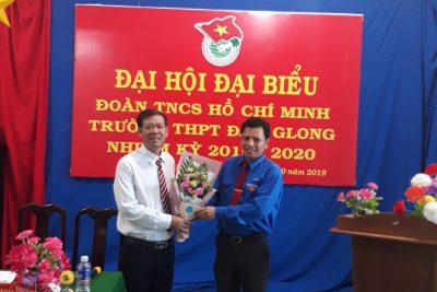 Đại hội Đại biểu đoàn TNCS Hồ Chí Minh trường THPT Đăk Glong, nhiệm kỳ 2019 – 2020