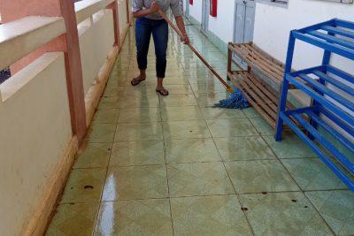 Chung tay phòng, chống dịch bệnh do chủng mới của virus Corona trong nhà trường