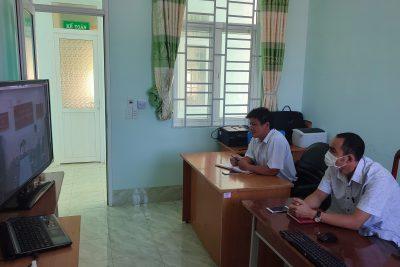 Tập huấn phần mềm dạy học trực tuyến VNA E-Learning