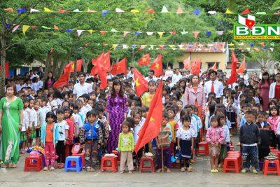 Đắk Glong đạt chuẩn phổ cập giáo dục, xóa mù chữ