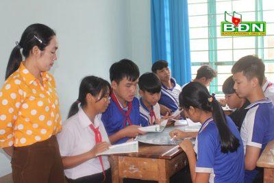 Đổi mới, sáng tạo, không ngừng nâng cao chất lượng giáo dục