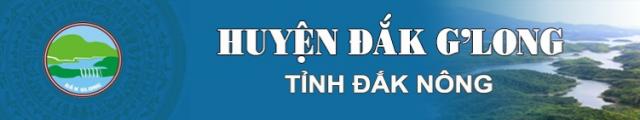 Trang thông tin huyện Đắk Glong